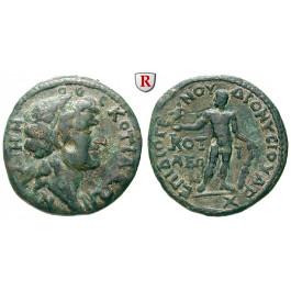 Römische Provinzialprägungen, Phrygien, Cotiaeum, Autonome Prägungen, Bronze 250-270 n.Chr., ss