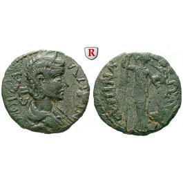 Römische Provinzialprägungen, Phrygien, Synnada, Salonina, Frau des Gallienus, Bronze, ss