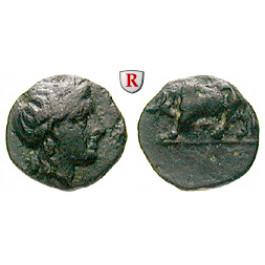Mysien, Gambrion, Bronze 3.Jh v.Chr., ss