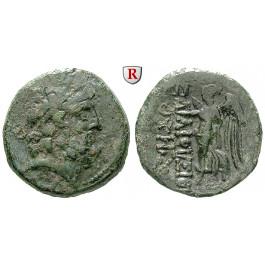 Kilikien, Elaiusa Sebaste, Bronze 1.Jh. v.Chr., ss