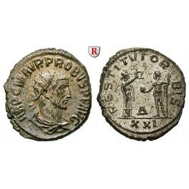 Römische Kaiserzeit, Probus, Antoninian 276-282, vz-st