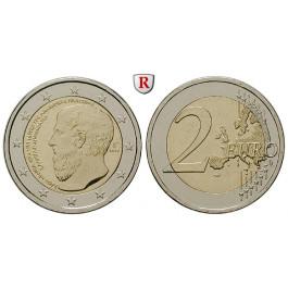 Griechenland, Republik, 2 Euro 2013, bfr.
