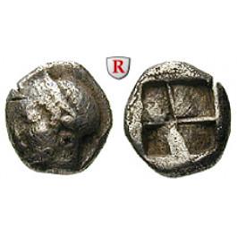 Ionien, Phokaia, Diobol 510-494 v.Chr., ss