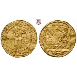 Niederlande, Gelderland, Dukat 1635, ss-vz