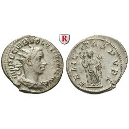 Römische Kaiserzeit, Volusianus, Antoninian 251-253, ss/vz