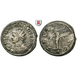 Römische Kaiserzeit, Maximianus Herculius, Antoninian 290, ss+/ss