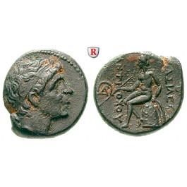 Syrien, Königreich der Seleukiden, Antiochos I., Bronze, ss-vz