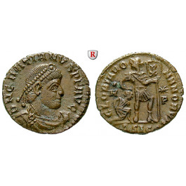 Römische Kaiserzeit, Gratianus, Bronze 378-383, vz