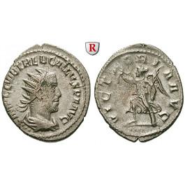 Römische Kaiserzeit, Trebonianus Gallus, Antoninian, vz