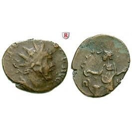 Römische Kaiserzeit, Postumus, Antoninian 3. Jh., ss