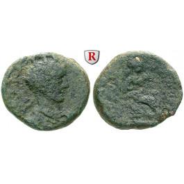 Römische Provinzialprägungen, Judaea, Nysa-Skythopolis, Elagabal, Bronze, s/ge
