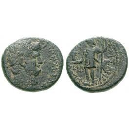 Römische Provinzialprägungen, Judaea, Caesarea Maritima, Nero, Bronze, s-ss/ss