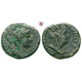 Römische Provinzialprägungen, Seleukis und Pieria, Antiocheia am Orontes, Hadrianus, Bronze, f.ss/ss+