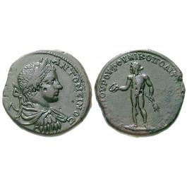 Römische Provinzialprägungen, Thrakien-Donaugebiet, Nikopolis am Istros, Elagabal, Bronze, ss-vz/ss+