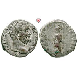 Römische Kaiserzeit, Clodius Albinus, Caesar, Denar 194, ss/s