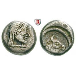 Kolchis, Hemidrachme 5.-4. Jh. v.Chr., ss