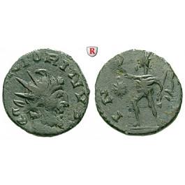 Römische Kaiserzeit, Victorinus, Antoninian 3. Jh., ss-vz