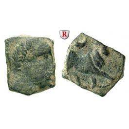 Spanien, Castulo, Semis um 100 v.Chr., ss