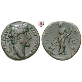 Römische Kaiserzeit, Antoninus Pius, As 145-161, ss
