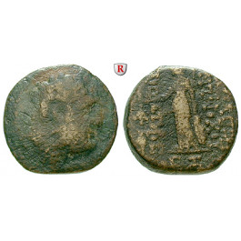 Syrien, Königreich der Seleukiden, Antiochos IX., Bronze, s/f.ss