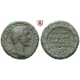 Römische Kaiserzeit, Antoninus Pius, As 147-148, ss