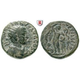 Römische Provinzialprägungen, Phönizien, Berytus, Gordianus III., Bronze, ss