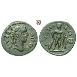 Römische Provinzialprägungen, Mysien, Germe, Severus Alexander, Bronze, ss