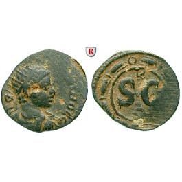 Römische Provinzialprägungen, Seleukis und Pieria, Antiocheia am Orontes, Elagabal, Bronze, ss