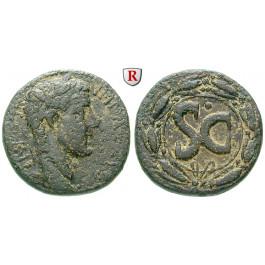 Römische Provinzialprägungen, Seleukis und Pieria, Antiocheia am Orontes, Tiberius, Bronze, ss