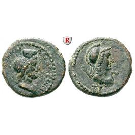 Römische Provinzialprägungen, Seleukis und Pieria, Laodikeia ad mare, Autonome Prägungen, Bronze 1.-2.Jh. n.Chr., ss