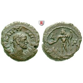 Römische Provinzialprägungen, Ägypten, Alexandria, Diocletianus, Tetradrachme Jahr 8 = 291/292, ss