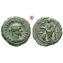 Römische Provinzialprägungen, Ägypten, Alexandria, Diocletianus, Tetradrachme Jahr 4 = 287/288, ss