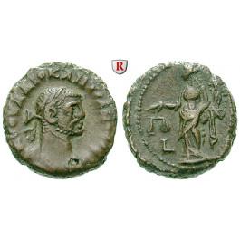 Römische Provinzialprägungen, Ägypten, Alexandria, Diocletianus, Tetradrachme, ss