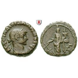 Römische Provinzialprägungen, Ägypten, Alexandria, Diocletianus, Tetradrachme Jahr 3 = 286/287, ss