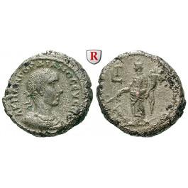 Römische Provinzialprägungen, Ägypten, Alexandria, Gordianus III., Tetradrachme Jahr 3 = 239-240, ss-vz