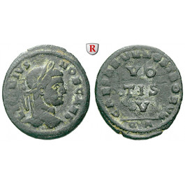 Römische Kaiserzeit, Licinius II., Follis 320-321, ss