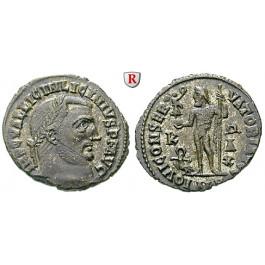 Römische Kaiserzeit, Licinius I., Follis 315-316, vz