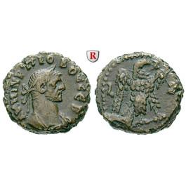 Römische Provinzialprägungen, Ägypten, Alexandria, Probus, Tetradrachme Jahr 2 = 276-277, ss