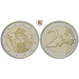 Slowenien, 2 Euro 2014, bfr.