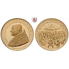 Zeitgeschehen, Goldmedaille 1962, 6,9 g fein, PP