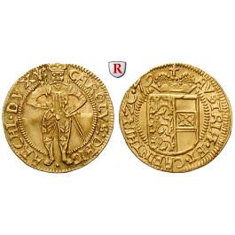 Römisch Deutsches Reich, Erzherzog Karl, Dukat 1579, 3,38 g fein, vz