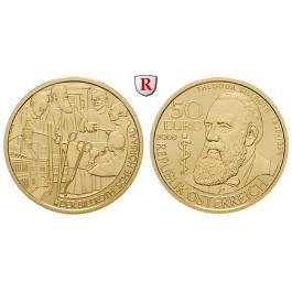 Österreich, 2. Republik, 50 Euro 2009, 10,0 g fein, PP
