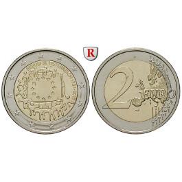 Österreich, 2. Republik, 2 Euro 2015, bfr.