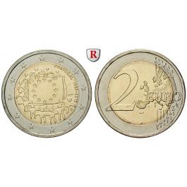 Portugal, Republik, 2 Euro 2015, bfr.