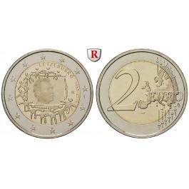 Luxemburg, Henri, 2 Euro 2015, bfr.