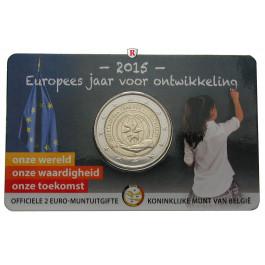 Belgien, Königreich, Philippe, 2 Euro 2015, st