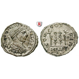 Römische Kaiserzeit, Elagabal, Denar, vz-st