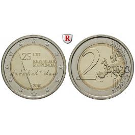 Slowenien, 2 Euro 2016, bfr.