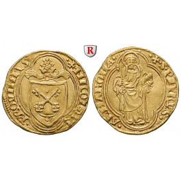 Vatikan, Nikolaus V., Ducato papale o.J., vz