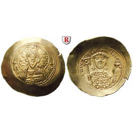 Byzanz, Michael VII. Ducas, Histamenon nomisma 1071-1078, vz+